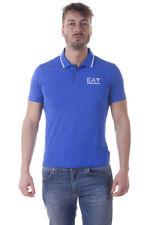 Polo Emporio Armani EA7 Polo Shirt % Uomo Blu 3YPF51PJ03Z-1598