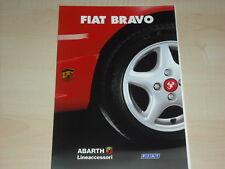 41363) Fiat Bravo Abarth Zubehör Prospekt 199?