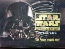 Star Wars CCG BB Premiere Limited SINGLES BASICS NrMint-MINT SWCCG