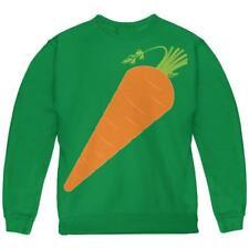 Halloween Vegetable Carrot Costume Youth Sweatshirt
