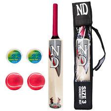 Cricket Softball Starter Set (Bat Ball & Bande)
