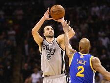 Manu Ginobili San Antonio Spurs Shot Basketball Sport Giant Wall Print POSTER