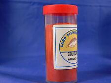 Colorante per boiles, mais, pellets, particles, pesca carp fishing