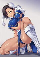158958 Chun Li - Street Fighter Sexy Chinese Challenger Wall Print Poster CA