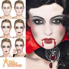 Vampire Make Up Kit FX Dracula Face Paint Halloween Fancy Dress Costume