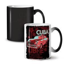 Cuba Libre Revolution NEW Colour Changing Tea Coffee Mug 11 oz | Wellcoda