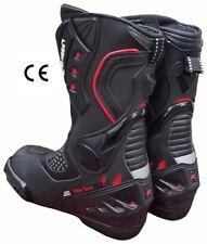 Bottes De Moto Professionnel Racing CE italienne Marque 40/41 42 43 44 45 BIESSE