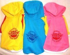 Dog Puppy Cat Pet Clothes Apparel Warm Coat Sweatshirt Hoodie Jacket XS - XXL