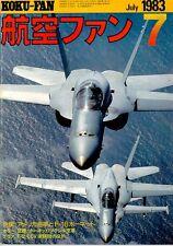 KOKU FAN 7/83 WW2 JAPAN IJN KAWANISHI N1K1 KYOFU REX FLOATPLANE FIGHTER / He219