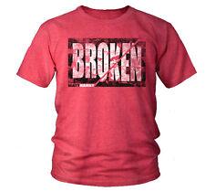"""Officiel tna impact wrestling-matt hardy """"cassé"""" t-shirt"""