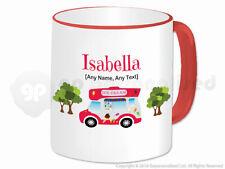 Personalised Gift Ice Cream Van Mug Cone Scoop Driver Vendor Novelty Present #3