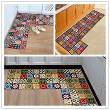Door Mat Non Slip Kitchen Floor Carpet Bedroom Living Room Rug Hallway Runner