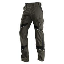 Hochwertige Bundhose/Arbeitshose ACTIVIQ Marke Kübler Gr: 25-118 Oliv/Schwarz