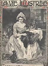 LA VIE ILLUSTREE 1903 N° DE NOËL 1902