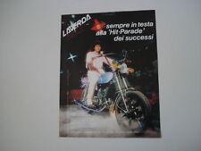 advertising Pubblicità 1981 MOTO LAVERDA 125 LZ WILD