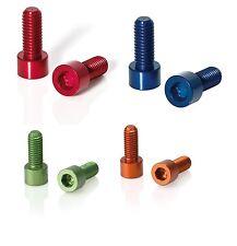 2 XLC bc-x02 trinkflaschenhalterschrauben en varios colores