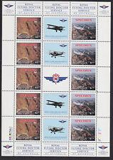 Australia Mnh. 1997 Royal Flying Doctor Specimen Sheet