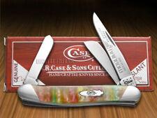 CASE XX Slant Series Rainbow Corelon Medium Stockman 1/2500 Pocket Knife