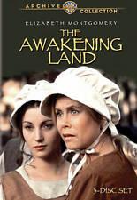 The Awakening Land DVD 3-Discs - Elizabeth Montgomery, Hal Holbrook Jane Seymour