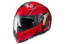 HJC i70 The Flash Casque Moto Rouge