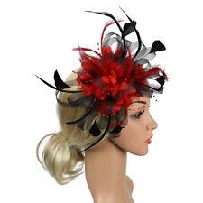 Fashion Fascinator Headband Aliceband Hat Weddings Women Day Race Royal Ascot UK
