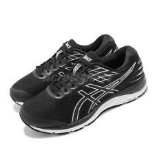 Asics Gel-Cumulus 21 2E Wide Black White Men Running Shoes Sneakers 1011A554-001