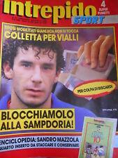 Intrepido 14 1988 Gianluca Vialli - Luca Fusi