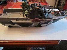 LARGE CHAP MEI AMPHIBIAN DESTROYER SHIP S.F. 2480 86 - 21 INCHES LONG!