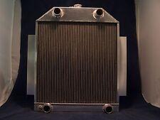 1948 1949 1950 1951 ford car flat head  aluminum radiator MADE IN USA