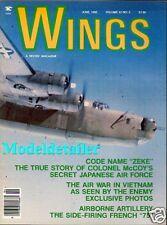 Wings Magazine Vol 12 No 3, Mitsubishi Ki.21a, French