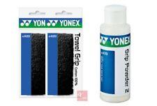 Yonex Towel Grip (x2) AC402EX and Yonex Grip Powder AC470EX Pack