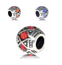 Beads Damen Armband  Antik-look Silber Beads  für Bettelarmbänder *Edelschmuck*