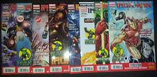 Iron Man/HULK (allemand) à partir de # 1-Le nouveau Marvel Now univers-panini 2013