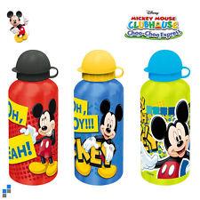 Disney Mickey Mouse Trinkflasche Aluminium Flasche 500 ml NEU