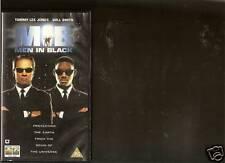 MEN IN BLACK VIDEO VHS TOMMY LEE JONES WILL SMITH ACTION ALIENS