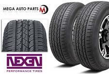 2 X New Nexen Roadian HTX RH5 255/65R16 109H All Season Mega Performance Tires