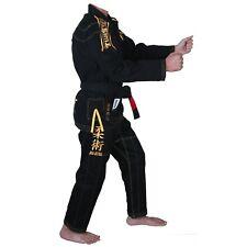 Twister Black Mamba Brazilian Jiu Jitsu Gi Preshrunk Pearl BJJ Uniform