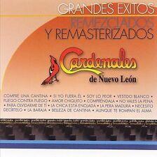 FREE US SHIP. on ANY 2+ CDs! NEW CD Cardenales De Nuevo Leon: Remezclados Y Rema