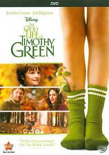 The Odd Life of Timothy Green (DVD, 2012) Jennifer Garner Dianne Wiest Disney