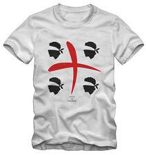 T-shirt /Maglietta 4 Mori Sardegna By Kraz