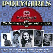 Polygirls: The Songbirds of Polygon 1950-1955 CD new UK