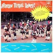 AFRICAN TRIBAL DANCES  CBS ALD 6624 FR Press LP