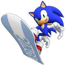 Stickers autocollant Sonic réf 15104