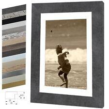 Bilderrahmen ab 10x15 cm Foto Rahmen Holz din a4 und 40 weitere Größen wählbar
