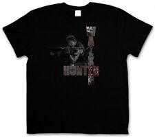 HUNTER DARYL DIXON T-SHIRT Beißer TV The Walking Michonne Dead Zombie