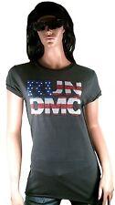 Amplified COURSE DMC Stars & Stripes strass Etats-Unis Tee-shirt L