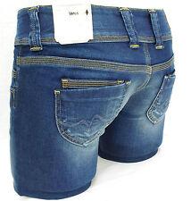 PEPE JEANS VENUS Jeans femme droit regular PL200029H17 denim bleu