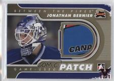 2011-12 In the Game Between Pipes #M-20 Jonathan Bernier Los Angeles Kings Card