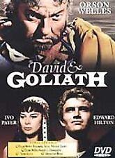 David & Goliath DVD Orson Welles Ivo Payer Edward Hilton Kronos