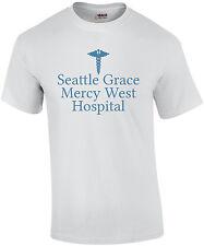Seattle Grace Mercy West Hospital Grey's Anatomy Shirt